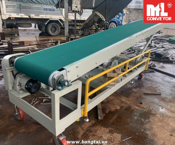 băng tải PVC TPHCM