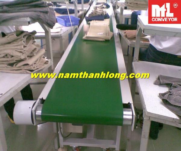 cung cấp băng tải PVC chất lượng
